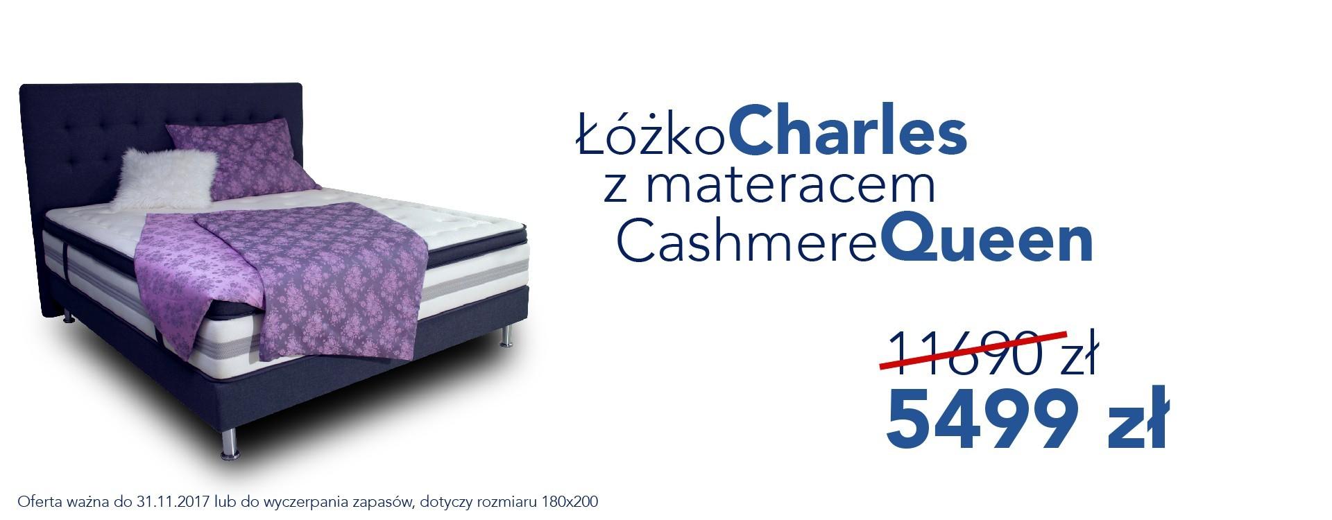 Łóżko Charles