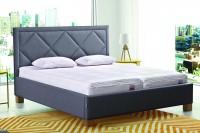 Łóżko Texas 1 zł - przy  zakupie materaców i stelaży TEMPUR