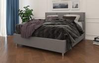 ENZIO AURORA -tapicerowane łóżko