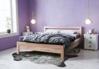 Tracey - Łóżko z litego drewna dla wysokiej jakości snu przez długie lata