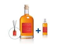 Aromatyczny dyfuzer zapachowy Sense 500ml + Aromatyczny spray Sense do pokoju 100ml