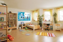 Pokój dziecięcy – plac zabaw i pole walki