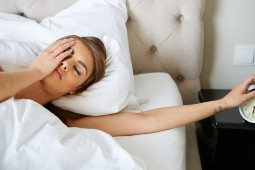 Nadmierne pocenie się podczas snu
