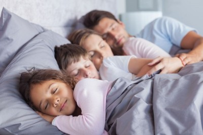 Oznaki deficytu snu u dzieci