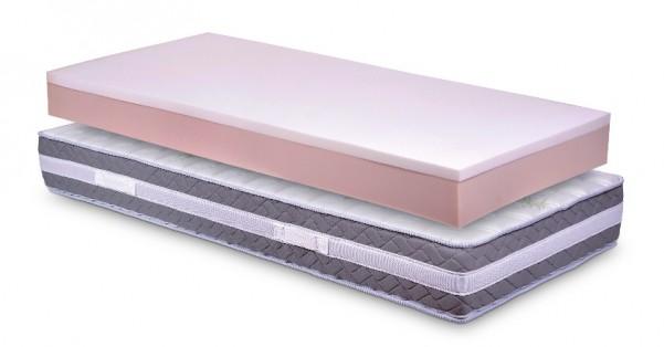 Bella Fresh - materac z pianki termoelastycznej