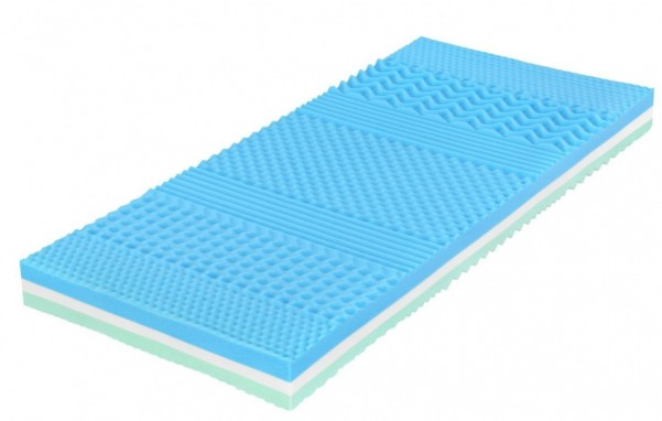 Revital II - materac z pianki wysokoelastycznej