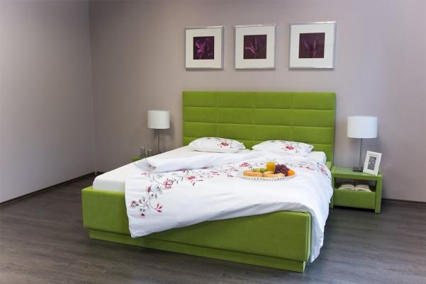 Trendy - łóżko tapicerowane
