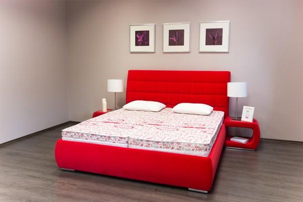 Nobless - łóżko tapicerowane