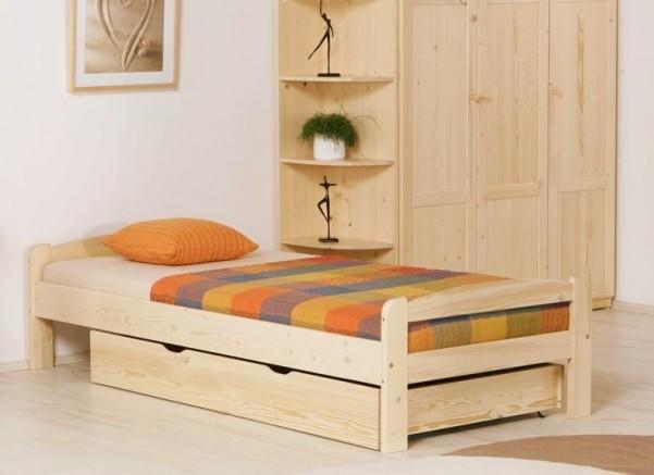 Łóżko LADKA ze stelażem