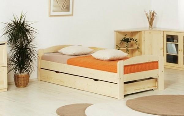 Łóżko LADKA 2 hobby ze stelażem