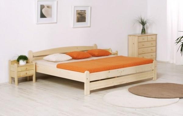 Łóżko TORO L1 ze stelażem