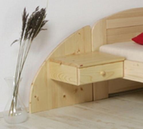 Stolik nocny Mark - lewa strona łóżka