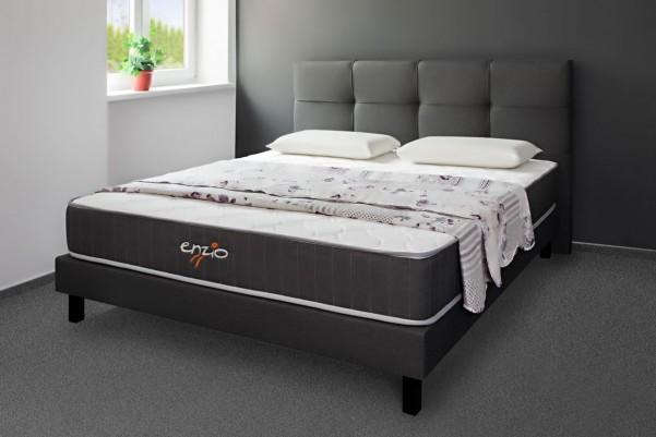 Łóżko Baltimore Boxpring - akcja przy zakupie materaca Tempur