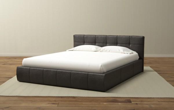 ENZIO TAMPA -tapicerowane łóżko łączące ponadczasowy design i praktyczność