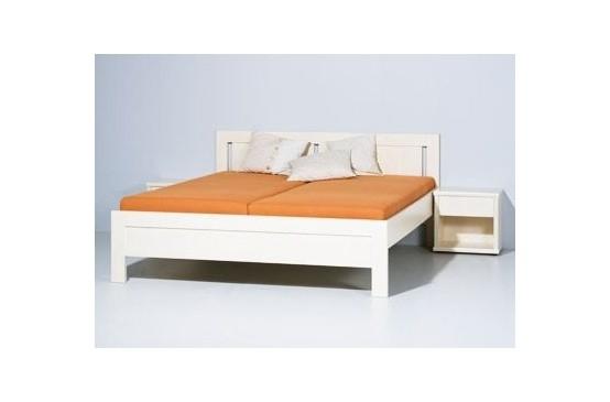 Łóżko Klara bez stelaża i materaca.