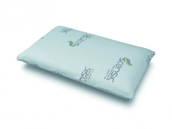 Bio Moore Green Tea - poduszka z  termoelastycznej bio pianki