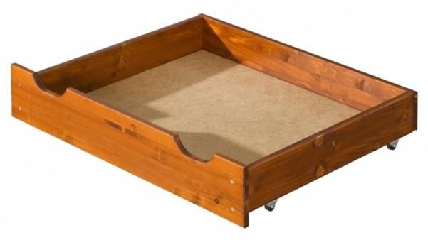 Komplet szuflad do łóżka Korfu - bezbarwne
