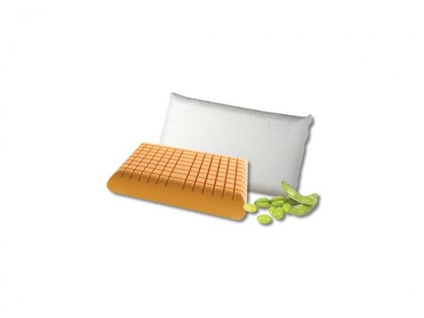 Soya - poduszka z  termoelastyczej bio pianki