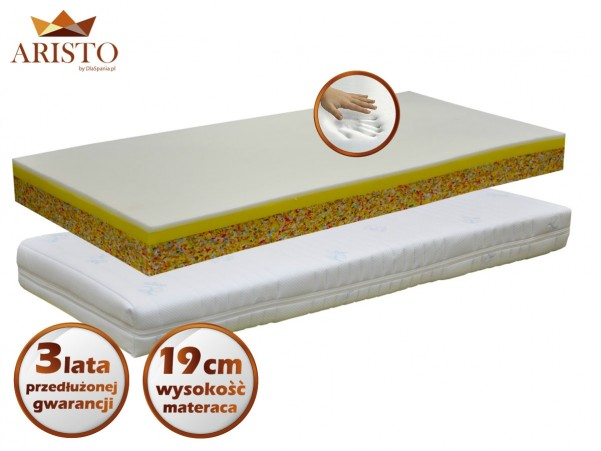 Primadonna SOFT - materac z pianki leniwej