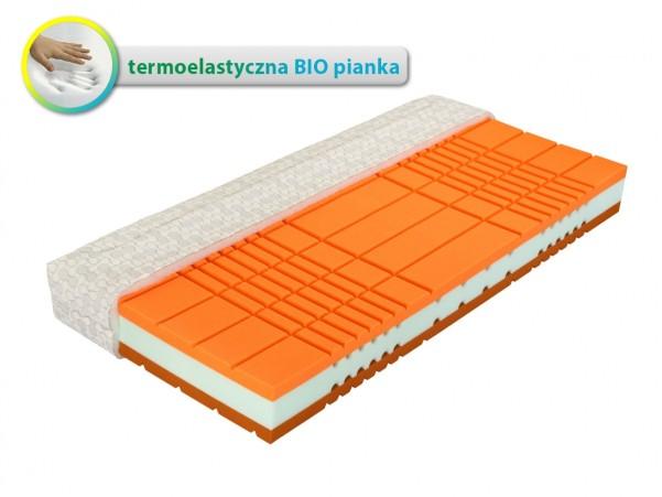 Body Visco Bio - materac z leniwej bio pianki